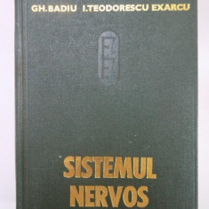 FIZIOLOGIA SI FIZIOPATOLOGIA SISTEMULUI NERVOS de I. TEODORESCU EXARCU 1978