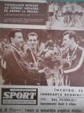 HOPCT REVISTA SPORT  NR  18  [ 185 ] SEPT 1966 -VOLEI ROMANIA  ,ARGINT LA PRAGA