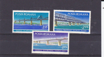 Romania poduri ,nr lista 795. foto