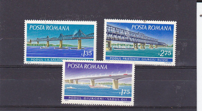 Romania poduri ,nr lista 795.