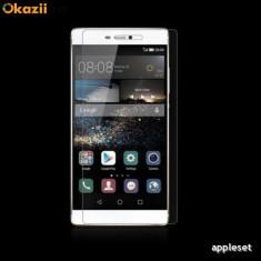 Folie HUAWEI ASCEND P8 Lite Transparenta - Folie de protectie Huawei, Lucioasa