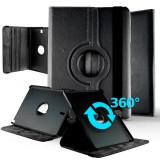 Husa Samsung Galaxy Tab S T700 T705C 8.4 Rotativa Black