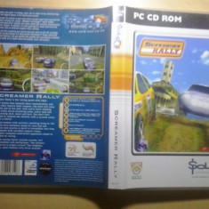Joc PC - Screamer Rally (GameLand ) - Jocuri PC, Curse auto moto, 3+