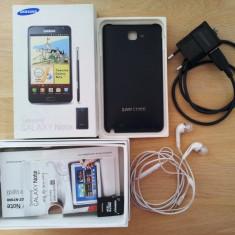 Samsung galaxy Note 1 N-7000 - Telefon mobil Samsung Galaxy Note, Negru, 16GB, Neblocat