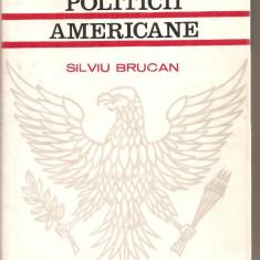(C5974) ORIGINILE POLITICII AMERICANE DE SILVIU BRUCAN - Carte Politica