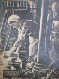 HOPCT REVISTA  VEAC NOU NR 22 - 1 MARTIE 1949 - LA KOLHOZUL ,,OCTOMBRIE ROSU,,-