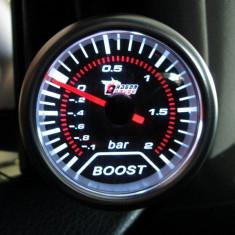 Ceas turbo boost 2bar /52mm pret 130 lei - Ceas Auto