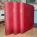 CONST.GR.C.ZOTTA - COD DE PROCEDURA CIVILA ADNOTAT * 3 VOL. ( I-III ) - 1931/32