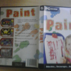 Joc PC - Paint ( GameLand ) - Jocuri PC, Educationale, Toate varstele
