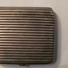 PVM - Tabachera splendida si veche argint marcaj 84 fabricata in Rusia 1894