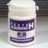 Pasta procesor siliconica termoconductoare H 100g CHE1411 Polonia