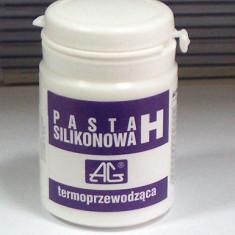 Pasta procesor siliconica termoconductoare H 100g CHE1411 Polonia - Pasta termoconductoare
