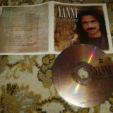 cd yanni love songs compilatie private music