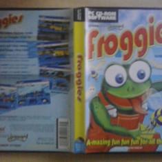 Joc PC - Froggies ( GameLand ) - Jocuri PC, Arcade, Toate varstele
