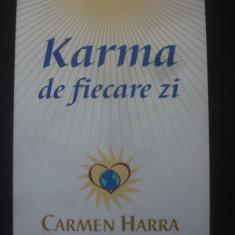 CARMEN HARRA - CARMEN HARRA - Carte paranormal