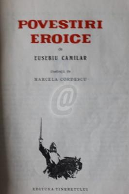 Povestiri eroice , vol. I (1960) foto