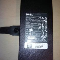 Alimentator, incarcator Dell 130W, 19.5V, 6.7A, ORIGINAL - Incarcator Laptop Dell, Incarcator standard