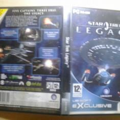 Joc PC - Star Trek - Legacy (GameLand ), Shooting, 12+