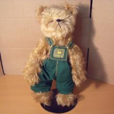 De colectie the franklin mint heirloom bears ursul John Deere Original si rar - Papusa de colectie