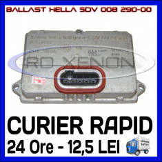 BALAST DROSER XENON ORIGINAL DE FABRICA OEM - HELLA 5DV 008 290-00