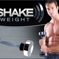 Gantera Shake Weight Body Sculpture