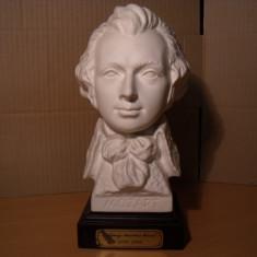 Statueta Mozart de la Goebel ( Gerhard Bochmann) - Sculptura, Europa