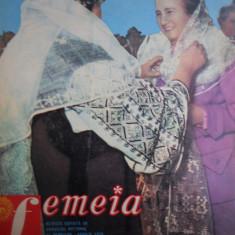 HOPCT REVISTA FEMEIA NR 4 / 1978-ELENA CEAUSESCU CU MARAMA !!! - Ziar