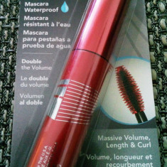 Nou, Rimel Revlon mascara, made in USA, rezistent la apa - 29Ron!, Negru