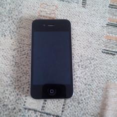 iPhone 4 Apple, Negru, 8GB, Neblocat