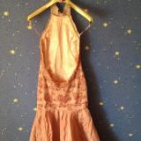 Rochie de seara roz Bien Savvy