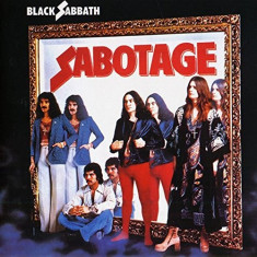 BLACK SABBATH Sabotage remastered (cd)