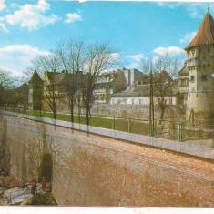 Carte postala(ilustrata)-Sibiu - Carte Postala Transilvania dupa 1918, Necirculata, Printata