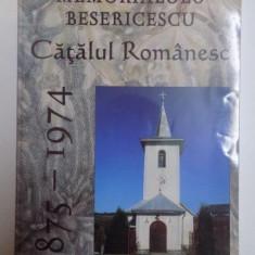 CATALUL ROMANESC 1875 - 1974 - Istorie