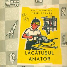 Paul Teodorescu - Lacatusul amator - 29881 - Carti Electronica