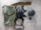 MASCA DE GAZE MILITARA .