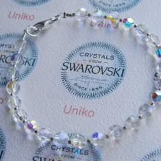 Bratara cristale Swarovski (UNK SWBR-20) - Bratara Swarovski