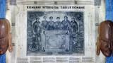 Cumpara ieftin RARITATE  AFIS INTERBELIC (REGALIST) CU INSEMNE REGALISTE  ROMANIA INTREGITA