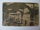 Carte postala veche Iasi - Biblioteca Universitatii, Necirculata, Printata