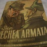 Din vechea armata- schite umoristice,- gh. braescu- 1951