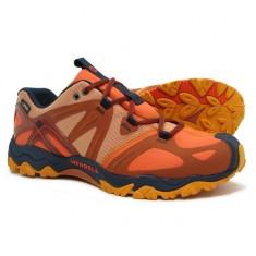 Pantofi impermeabili Merrell Grassbow Sport (MRL7014-ORE) - Adidasi barbati Merrell, Marime: 44, Culoare: Orange