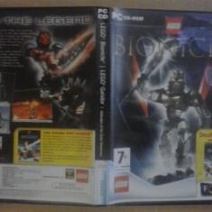 Joc PC - Lego Bionicle ( GameLand ), Actiune, 12+