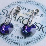 Cercei cristale Swarovski (UNK CC-2)