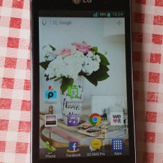 LG Optimus L5 II E460 - Telefon mobil LG Optimus L5 II, Negru, Neblocat, Single SIM
