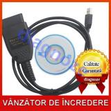 VCDS 12.12 + OP COM - Interfata diagnoza VW/Audi/Skoda/Seat + Interfata Opel