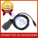 VAG K+CAN Commander 3.6 - VAG Commander 3.6 - Interfata modificare kimometri - Interfata diagnoza auto