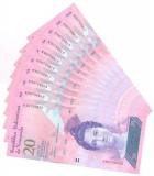 Cumpara ieftin Venezuela 20 bolivares 2009 - UNC
