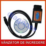 Ford Scanner - Interfata diagnoza Ford F-Super - Garantie - Livrare Gratuita - Interfata diagnoza auto