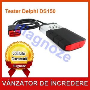 Tester Delphi DS150E + Cabluri turisme si camioane # GARANTIE#