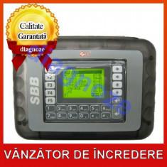 SBB key programmer-Programare chei auto, transponder, cartela, Silca SBB - Programator Chei Auto
