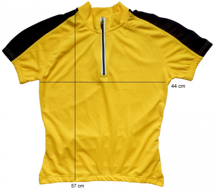 Tricou bicicleta ciclism  tesatura fagure ( dama S spre M ) cod-169087 foto mare